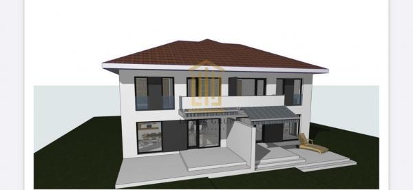 Duplex cu 5 camere   120 mpu   Constructie noua   Cisnadie