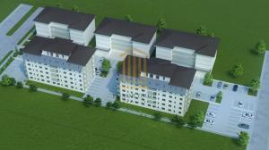 Direct Dezvoltator | Apartament 3 camere | 53 mpu