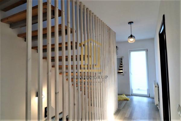 Casa Sura Mare | 120 mp utili | Terasa 25 mp |  Curte