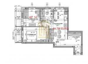 Comision 0% | Apartament 3 camere | Calea Surii Mici | 53mpu