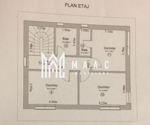 Casa cu 130 mpu I Calea Poplacii I Singur in curte | Teren 250 mp