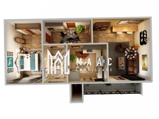 Direct dezvoltator | Apartament 2 camere | Balcon + Spatiu depozitare
