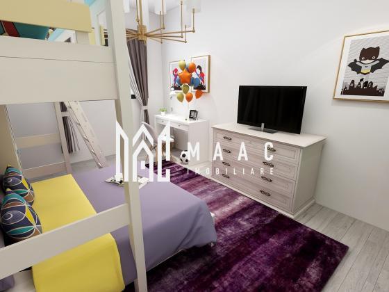 Direct Dezvoltator | Apartament 3 camere | 2 Balcoane | Comision 0%