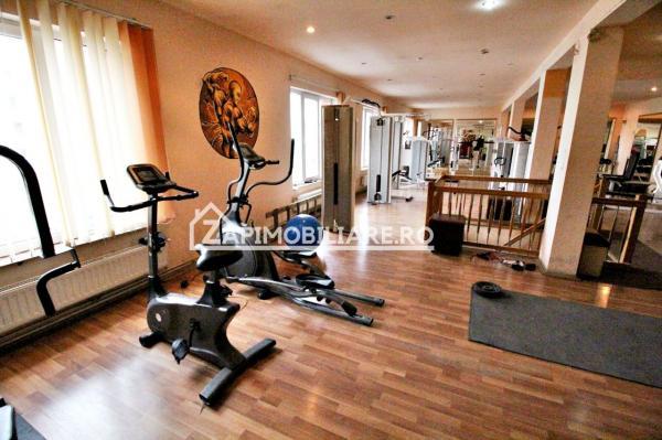 De închiriat sală de fitness, complet utilată și mobilată