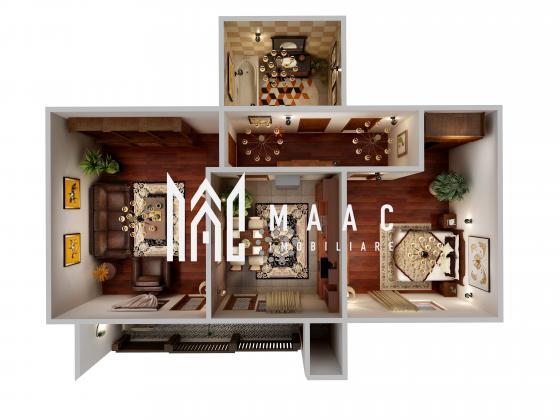 Apartament 2 camere | Total Decomandat | Comision 0%