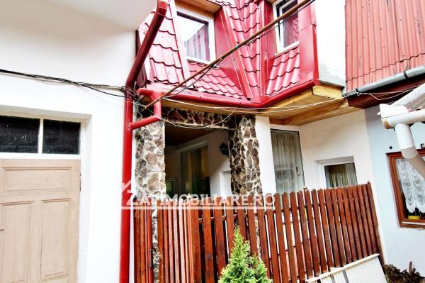 Casă 120 mp, 200 mp, zona Cetate, Târgu Mureș, 0% comision