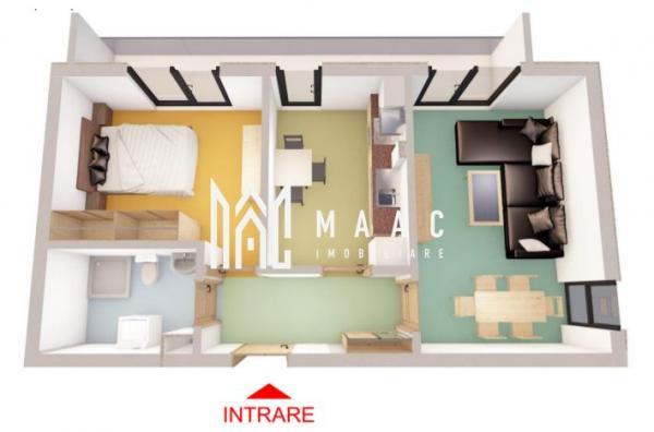 Comision 0% | Apartament 2 camere | Parter | Piata Cluj