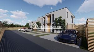 Casa Design Modern 100 mp utili, Unirii