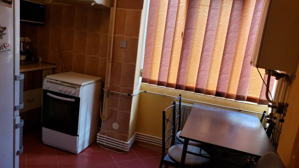 Garsoniera etaj 1 cu centrala termica