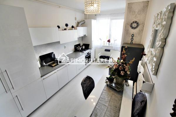 Apartament 2 camere, 60 mp utili, zona Tudor Livezeni, Târgu Mureș