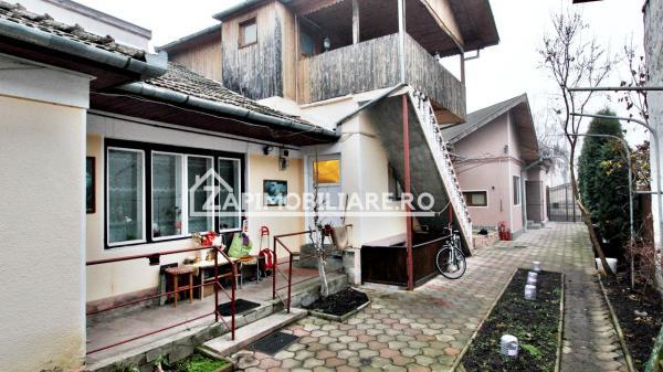 Casa 160 mp teren, 490 mp teren, semicentral, Targu Mures