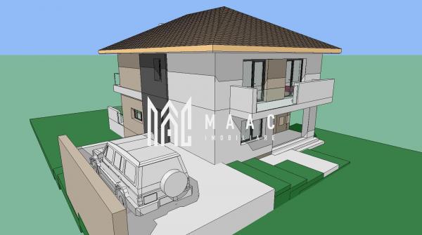 Casa Individuala 5 camere | Cisnadie | Vedere spre munte