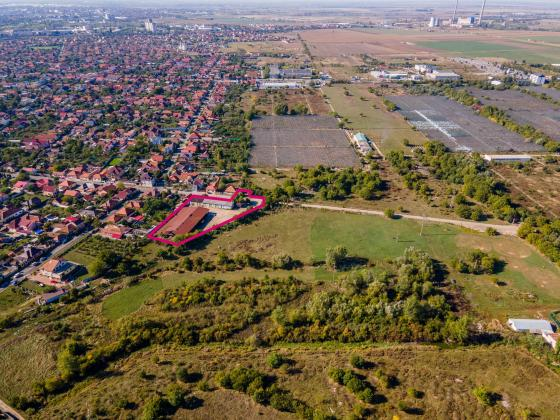 Teren intravilan Grădiște, pretabil pentru blocuri, suprafață 5.514 mp