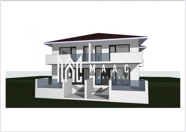 Vila tip Duplex | Cisnadie | Vedere spre munte